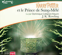 Harry Potter / Harry Potter et le Prince de Sang-Mêlé, Harry Potter et le Prince de Sang-Mêlé