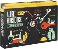 Alfred Hitchcock - Les Années Selznick (Édition Coffret Ultra Collector - Blu-ray + DVD + Livre) - B