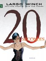 Largo Winch, Tome 20 , 20 secondes, Edition de luxe