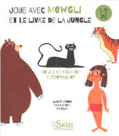 Le livre de la jungle - Jeu de cartes