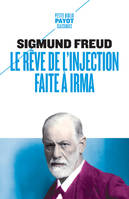 LE REVE DE L'INJECTION FAITE A IRMA 1_ERE_ED