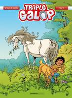 11, Triple Galop - tome 11 - top humour 2020