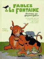 Fables de La Fontaine., Tome 4, Fables de La Fontaine