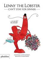 LENNY THE LOBSTER CAN'T STAY FOR DINNER