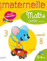 TOUTE MA MATERNELLE - Cahier Maths PS