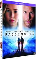 dvd / Passengers / Jennifer Lawrence  C