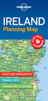 Ireland Planning Map - 1ed - Anglais