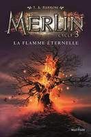 Merlin, cycle 3, 3, Merlin cycle 3 - tome 3 La flamme éternelle
