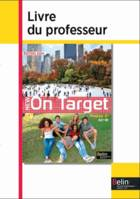 NEW ON TARGET 2e NED 2014 LIVRE PROFESSE
