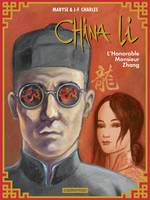 China Li (Tome 2)  - L'Honorable Monsieur Zhang