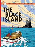 The Adventures of Tintin. The Black Island, Livre broché