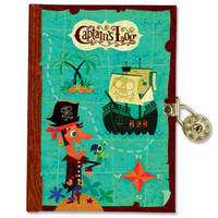 Captain Log Carnet Secret