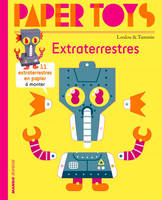 Paper toys Extraterrestres