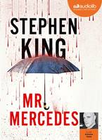 Mr Mercedes, Livre audio 2 CD MP3