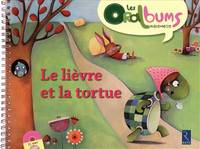 Lièvre et la tortue (Le) + CD audio