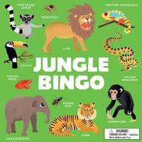 Jungle Bingo /anglais