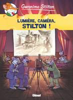 16, Geronimo Stilton - Tome 16, Silence, on tourne !