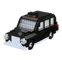 NANOBLOCK SIGHTS TO SEE TAXI OH LONDON