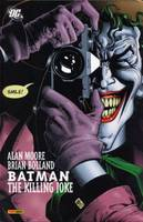BATMAN THE KILLING JOKE, the killing joke