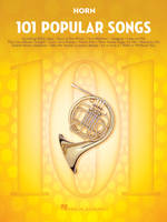 101 Popular Songs, for Horn