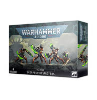 Necrons - Destroyers Skorpekh