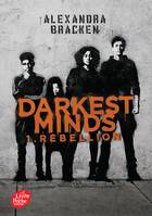 Darkest Minds - Tome 1 avec affiche du film en couverture