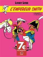 Lucky Luke / L'empereur Smith, OP 70 ANS