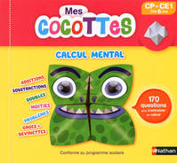 Calcul mental CP-CE1 - Mes cocottes