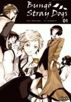 Bungô stray dogs, 1, Bungo stray dogs