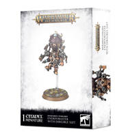Order Kharadron Overlords - Endrinmaster in Dirigible Suit