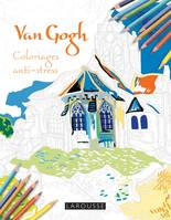 Van Gogh Coloriages anti-stress