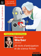 Bernard Werber presente 20 recits d'anticipation et de science-fiction