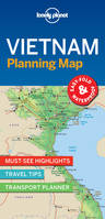 Vietnam Planning Map - 1ed - Anglais