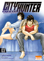 CITY HUNTER REBIRTH TOME 3 - VOLUME 03