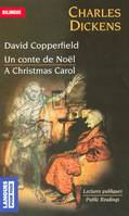 David Copperfield - A Christmas Carol,
