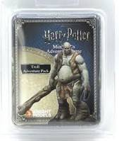 harry potter figurine 35mm adventure pack troll