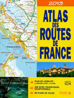 ATLAS DES ROUTES 2013