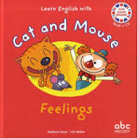 Feelings -CAT AND MOUSE- (Book + CD)