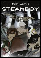 Film comic Steamboy, 2, Steamboy
