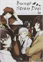 Bungô stray dogs, 2, Bungo stray dogs