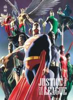 JUSTICE LEAGUE-ICONES