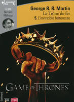 Game of thrones t.5 l'invincible forteresse