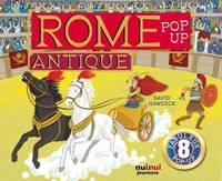ROME ANTIQUE POP-UP (COLL.HISTORIQUE POP-UP)
