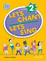 LET'S CHANT, LET'S SING 2: CD PACK, Livre+CD