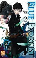 2, Blue Exorcist T02