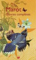 Oeuvres complètes / Clément Marot, 2, Oeuvres complètes