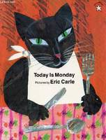 Today Is Monday (Paperback) /anglais
