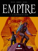 Empire 4, Le Sculpteur de chair