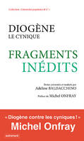 Diogène le cynique / fragments inédits