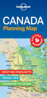 Canada Planning Map - 1ed - Anglais